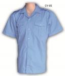 Civil Fashion Short-sleeved Shirt