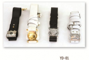China Military Outer Leather Belt on sale