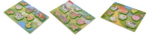 China Wooden Jigsaw Puzzles on sale