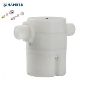 China Plastic Big Flow Water Tank Float Valve on sale