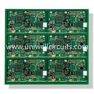 China PCB 8L Immersion Gold Normal TG Circuit Board on sale