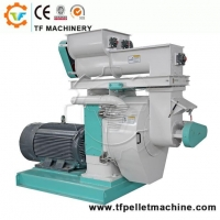 China Pellet Machine 1T Biomass Pellet Machine on sale