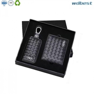 China Gift Key Holder-Audi Gift set on sale