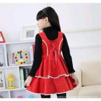 Customed dress yiwu children clothing factory kid clothing wholesaler