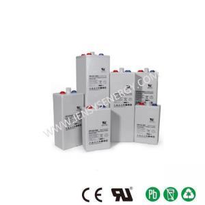China 2V OPzV Tubular Gel Rechargeable Batteries on sale
