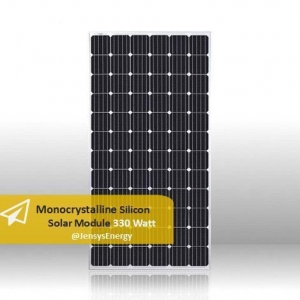China 330W Mono Solar Panel For Home Lighting System on sale