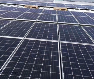China 80kw Industrial And Commercial Off Grid Solar Panel System on sale