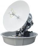 0.6m Ku Frequency Band Ship-Borne SOTM Antenna