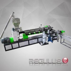 China Plastic Scrap Recycling Machine on sale