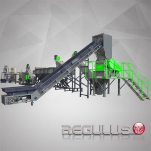 China Non Woven Recycling Machine on sale