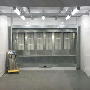 China Powder Coating Paint Booth on sale