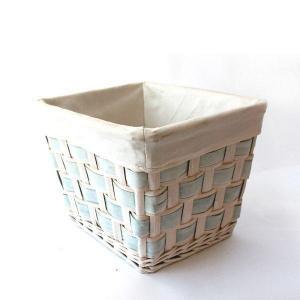 China Wicker Basket Storage on sale