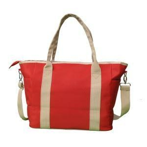 China Canvas and Leather Tote Bags on sale