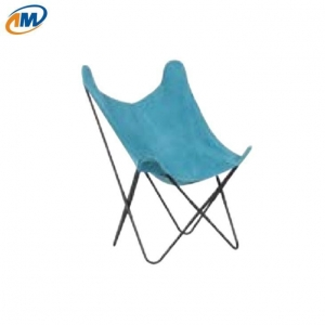 China Metal Frame Butterfly Chair on sale