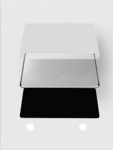 China Mouse Pad Aluminum Anti-slip Mouse Pad on sale