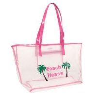 China Large Mesh Beach Bag For Children's' Toys on sale