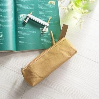 China Brown Kraft Paper Pencil Case on sale