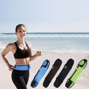 China Neoprene Waterproof Running Belt Waist Bag on sale