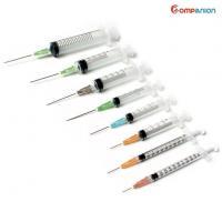 Disposable 50ml/cc Luer Lock/luer Slip Syringes with Needles