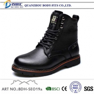 China Black Fashion Outfit Winter Boots on sale