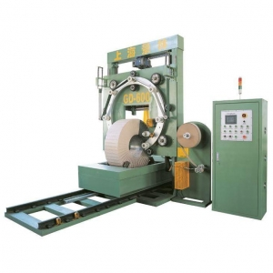 China Automatic Wire Wrapping Machine on sale