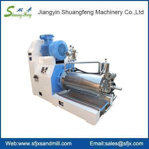 China Nanometer Horizontal Sand Mill for Pesticides on sale