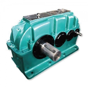 China MBY Cylindrical Gear Reducer on sale