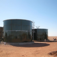 China Enamel Coated Steel Tank as Fermenter on sale