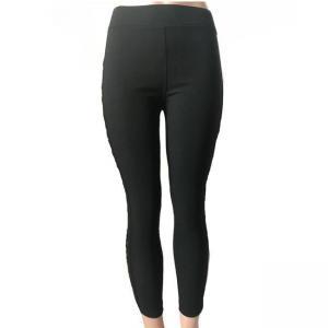 China Black Leggings for Women on sale