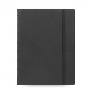 China A5 Size Spiral Leather Notepad on sale