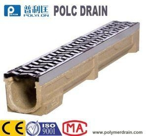 China Polymer Concrete Trench Drain Channel on sale