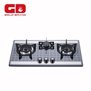 China Gas Hob 3 Burners Home Appliance Gas Hob on sale