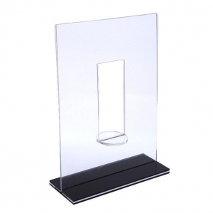 China Acrylic Table Tent Holder on sale