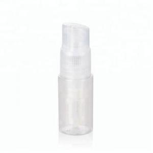 China 60ml 80ml 120ml clear plastic powder spray bottle for dry shampoo, glitter, fragrance powders on sale