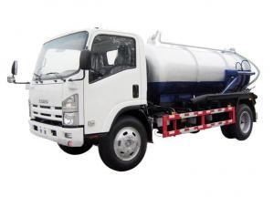 China Sweage truck on sale