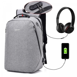China New Arrival Anti theft Laptop Backpack with Lock on sale