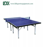 Regulation foldable ping pong table custom full size