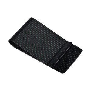 China wcarbon fiber money clip and card holder smooth surface on sale