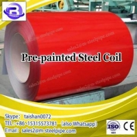pre-painted steel coil/china hebei manufacture Prepainted GI steel coil