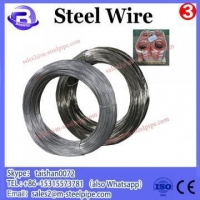 China hot dip galvanized steel wire for stranded conductors on sale