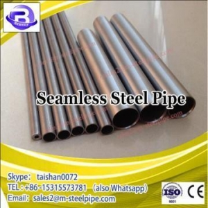 China Cold drawn steel EN 10083 41Cr4 alloy seamless steel pipe on sale