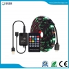 China Decorating 5V 5050 LED Chasing Strip for sale