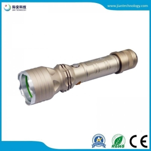 China JFF22 powerful rechargeable focus military army led torch light on sale