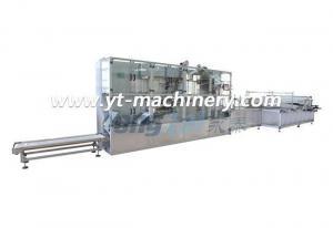 China Non Woven Folding Machine Disposable Bed Sheet Folding Machine on sale