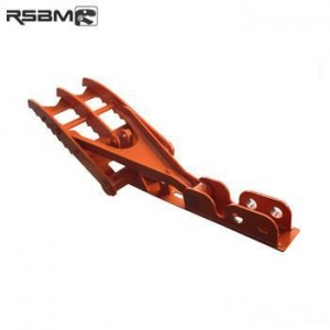 China Supply Excellent Design RSTH01-50 Weld-On Stiff-Arm Excavator Thumbs for 1-50 tons on sale