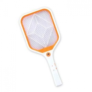 China 2018 rechargeable HIPS + ABS material high quality racket mosquito killer on sale