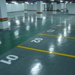Floor Paint Products High Solid Solvent Free Epoxy Floor Paint for Heavy Duty Resistance