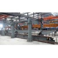 China Hydraulic Single Arm Crane on sale