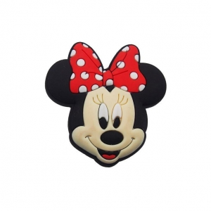China Well Known Mickey Pvc Iron On Patches on sale