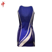 China Women netball dress uniforms, ladies tennis dress garments,sublimation dresses on sale